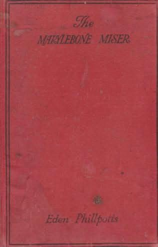 book cover of The Marylebone Miser
