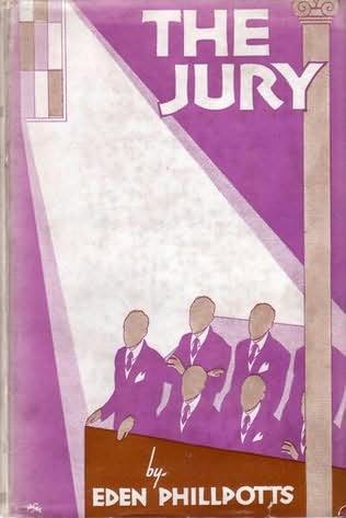 book cover of The Jury