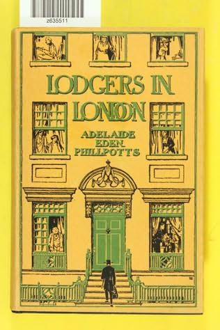 book cover of Lodgers in London