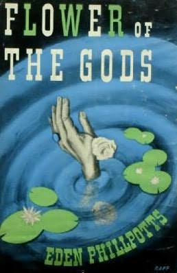 book cover of Flower of the Gods