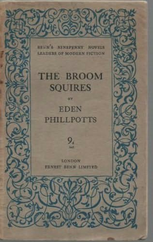 book cover of The Broom Squires