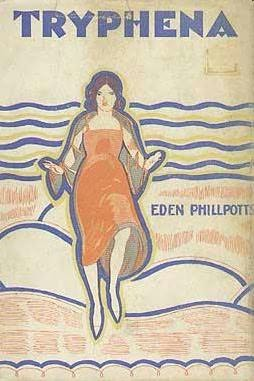 book cover of Tryphena