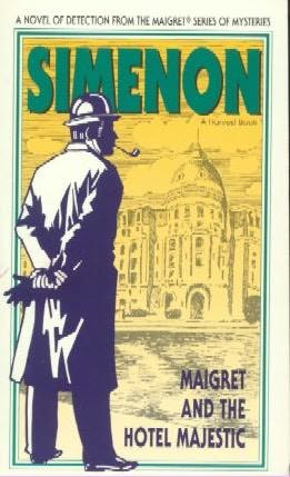 book cover of The Hotel Majestic