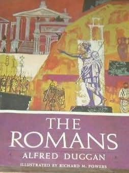 book cover of The Romans