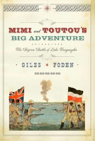 book cover of Mimi and Toutou\'s Big Adventure