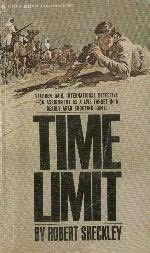 book cover of Time Limit