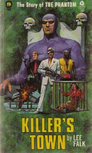 book cover of Killer\'s Town