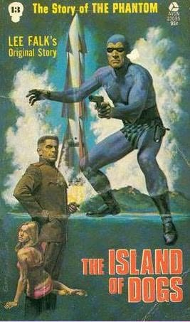 book cover of The Island of Dogs