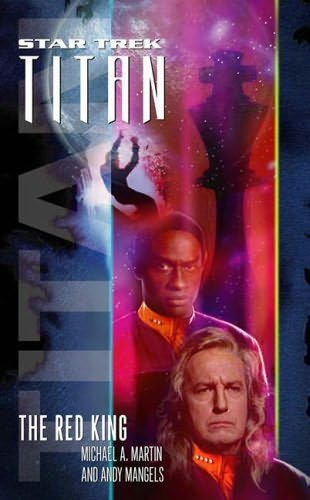 The Red King (Star Trek: Titan, Book 2)-ExLibrary