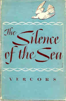 book cover of The Silence of the Sea