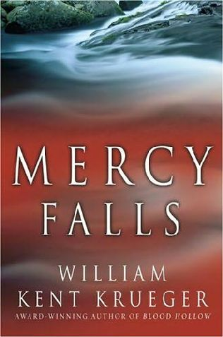 book cover of Mercy Falls