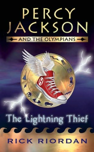 The Lightning Thief (Percy Jackson and the Olympians, book 1) by Rick