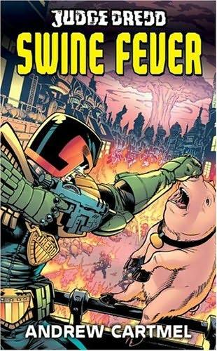 book cover of Swine Fever