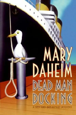 book cover of Dead Man Docking
