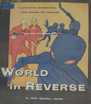 book cover of World in Reverse