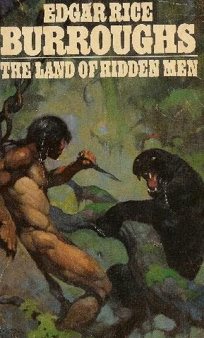 The Land of Hidden Men Edgar Rice Burroughs