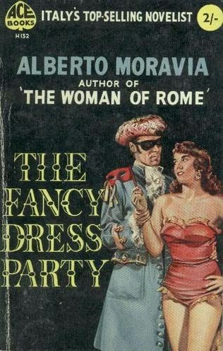 book cover of The Fancy Dress Party