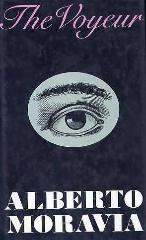 book cover of The Voyeur