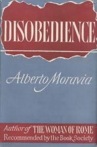 book cover of Disobedience
