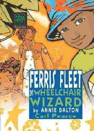 book cover of Ferris Fleet the Wheelchair Wizard