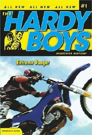book cover of Extreme Danger
