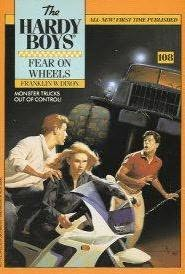 book cover of Fear On Wheels
