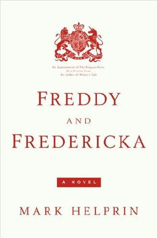 book cover of Freddy and Fredericka