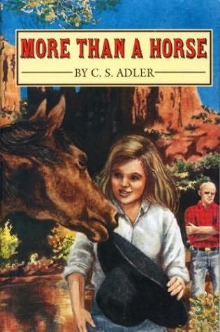 book cover of More Than a Horse