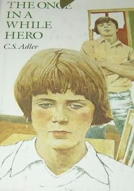 book cover of The Once in a While Hero