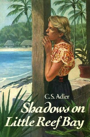 book cover of Shadows on Little Reef Bay