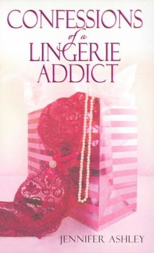 book cover of Confessions of a Lingerie Addict