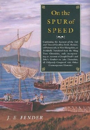 book cover of On the Spur of Speed