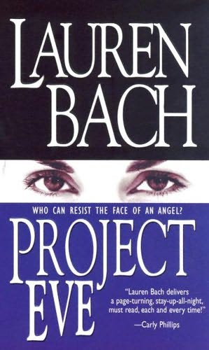 book cover of Project Eve