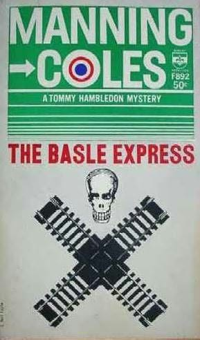 book cover of The Basle Express
