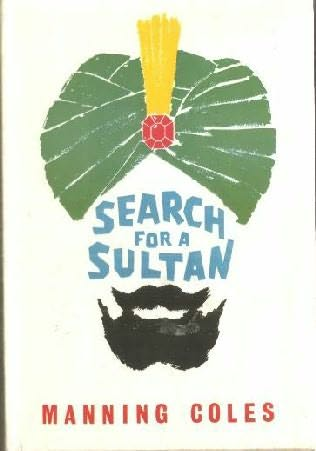 book cover of Search for a Sultan