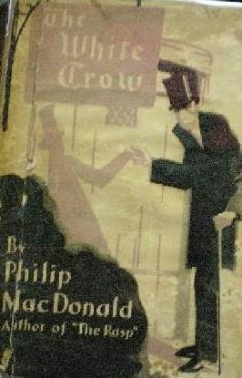 book cover of The White Crow