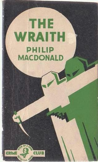 book cover of The Wraith