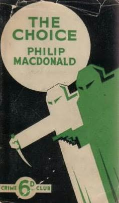 book cover of The Choice