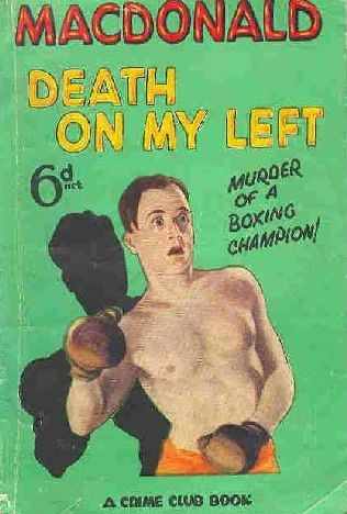 book cover of Death On My Left