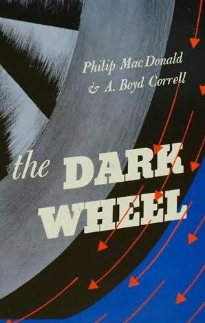 book cover of The Dark Wheel