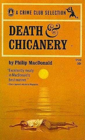 book cover of Death and Chicanery