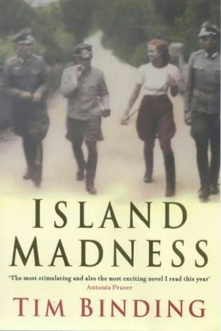 book cover of Island Madness