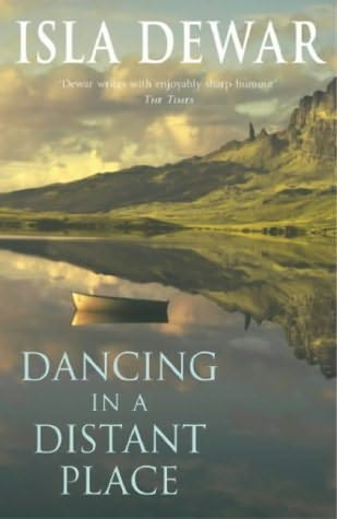 book cover of Dancing in a Distant Place