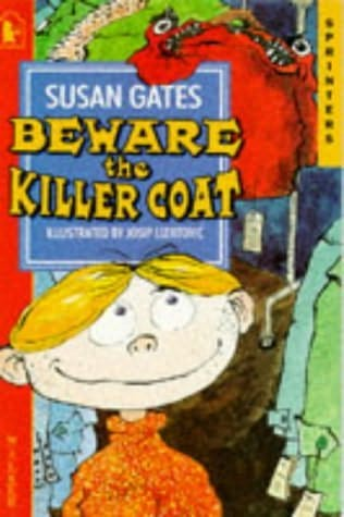 book cover of Beware the Killer Coat