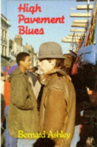 book cover of High Pavement Blues