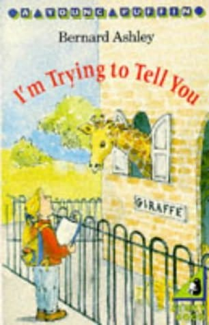 book cover of I\'m Trying to Tell You