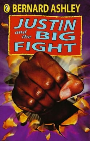 book cover of Justin and the Big Fight
