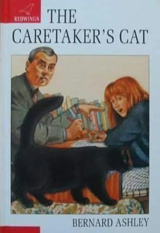 book cover of The Caretaker\'s Cat