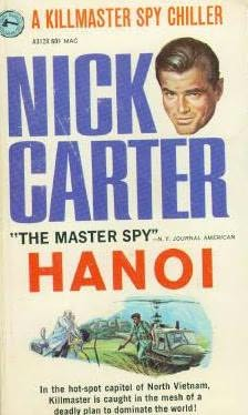 book cover of Hanoi