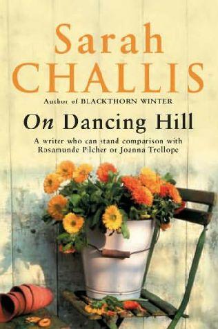 book cover of On Dancing Hill